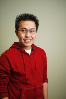 Student trustee candidate Gary Yeung says, if elected, he'll talk to different student groups, student leaders and focus groups to gather diverse viewpoints to bring back to the Board of Trustees.