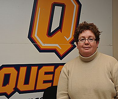 Director of Athletics and Recreation Leslie Dal Cin says the department needs more funding to maintain their programs.