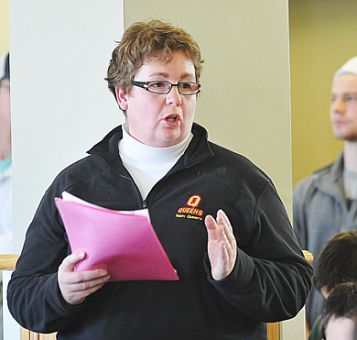 Director of Recreation and Athletics Leslie Dal Cin says she was surprised SGPS students voted down the proposed Athletics and Recreation fee increase of $120 spread over three years.