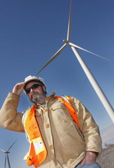 With the Wolfe Island wind farm nearing completion, site supervison Mike Jablonicky says each turbine will generate enough power to run 800 homes.