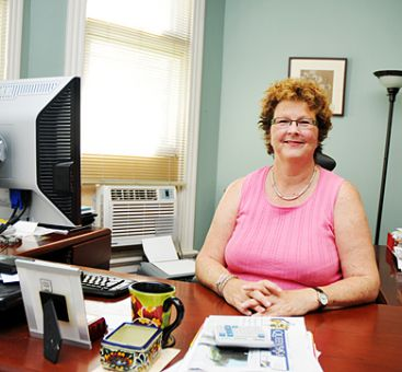 School of English professor Elaine Armstrong says she thinks this program will attract more international students.
