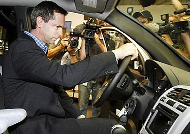 supplied Due to the high cost of lithium-ion batteries, Ontario Premier Dalton McGuinty has introduced a rebate of up to $10,000 to entice Ontarians into buying electric cars.