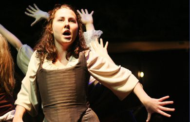 Queen's Musical Theatre, which put on Man of La Mancha in April, offers triple-threats the opportunity to take center stage.