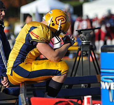 The Gaels had some soul-searching to do after dropping a 23-13 decision to the Gee-Gees in last year's Nov. 1 semifinal at Richardson Stadium.