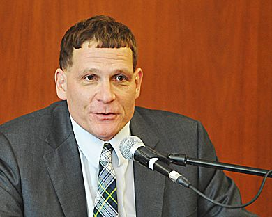 Principal Daniel Woolf says changing the vice-principal (academic)'s role to a vice-principal and provost position will make the University administration more efficient.