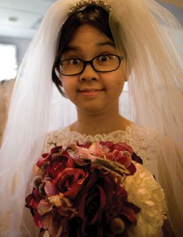 Charlyne Yi tries to tap into her inner-bride in Paper Heart.