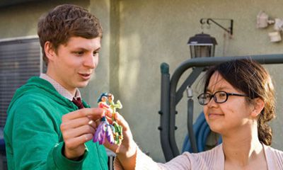 Michael Cera and Charlyne Yi are an off-beat couple who have some serious chemistry.