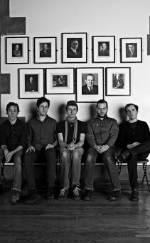 Constantines are stopping in Kingston for their 10th anniversary tour on Wednesday.