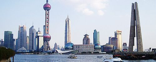 Fudan University is located in downtown Shanghai.