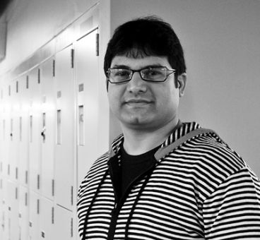 Shaljan Areepattamannil, Faculty of Education PhD candidate, says he thinks the public school system should cater to the needs of immigrant students.