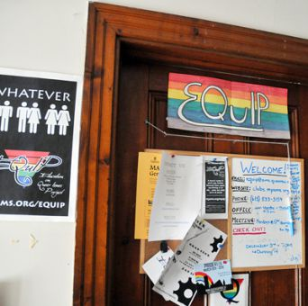 The EQuIP Office on 52 Bader Lane is an excellent resource for students to learn about queer issues. Student groups need to collaborate more, though, to resolve diversity issues at Queen's.