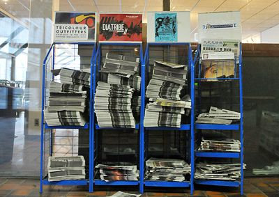 The Journal received its $3.00 fee increase at the AMS General Meeting last month, but fee increases for many other campus publications were voted down at the winter referendum.