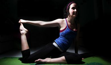 Yoga, one of many fitness trends followed by exercise junkies, has made headway in redefining physical activity.