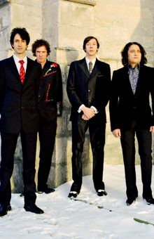 The May 2010 release of Darker Circles marked a decidely darker tone for The Sadies touching on notions of loss and nostalgia, garnering them a Polaris Prize nomination in the process.