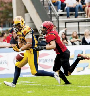 Gaels aim to clean up mistakes for game against Ottawa.