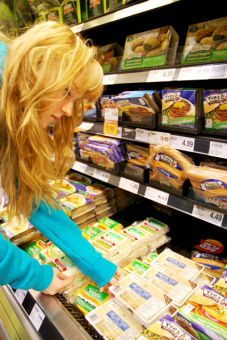 Students with food restrictions may face extra challenges when grocery shopping and eating in the cafeterias.