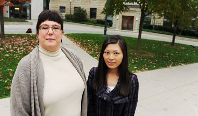Queen's psychology professor Elizabeth Kelley and PhD candidate Annie Li conducted the study.