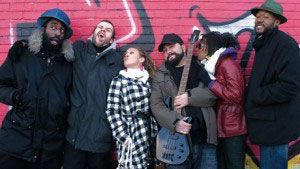 Montréal's Nomadic Massive is one headlining act at Push It.