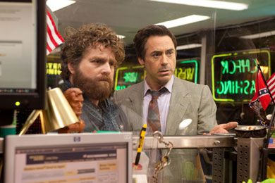 Galifianakis and Downey, Jr. are strong and carve Due Date with sharp timing.