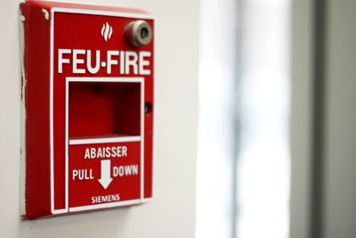 Since Sept. 1 there have been 25 malicious fire alarms, 14 of which occurred in Victoria Hall.