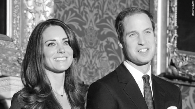 Prince William and Kate Middleton announced their engagement on November 16.