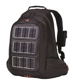 Voltaic Solar Powered Backpack