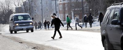 David Gordon, Director of the School of Urban and Regional Planning, jaywalking can be a sign of a healthy city.