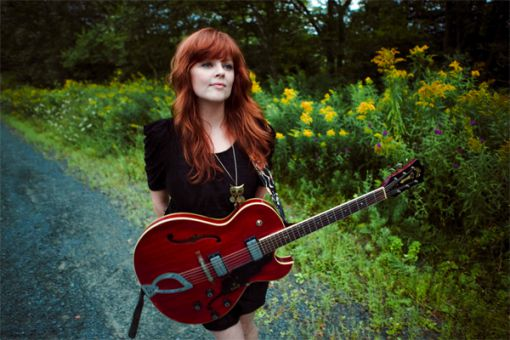 """On the eve of touring for her debut album, Carmen Townsend faced a major set-back. Her drummer broke his hand, forcing Townsend to have to search Cape Breton for a new drummer, which she found in Steve Wilton who she refers to as """"Wonder Boy."""""""