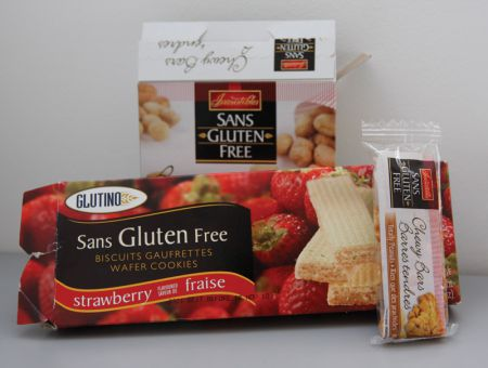 Gluten free eaters turn to substitutions to replicate grain products in their diets.