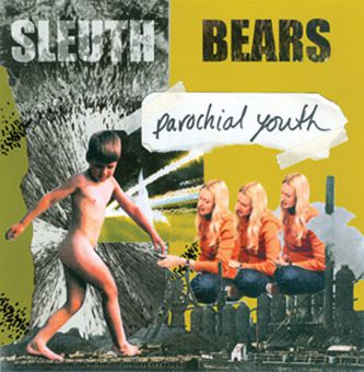Sleuth Bears commissioned Queen's student Christine Dewancker to create the cover art for Parochial Youth.