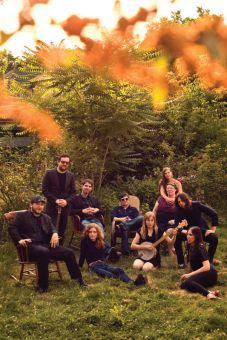 Bruce Peninsula is made up of five core members plus an additional five choir members.