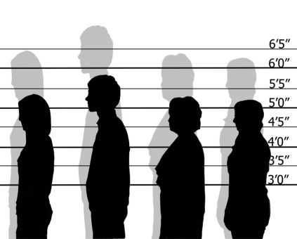 Canadian officers use up to 12 stand-ins during a typical lineup, making it difficult to round up enough people who match the suspect's description.