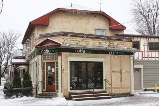Coffeeco has been at 344 Johnson St. since 2008. In March, the new location will open on Market Square at 322 King St.