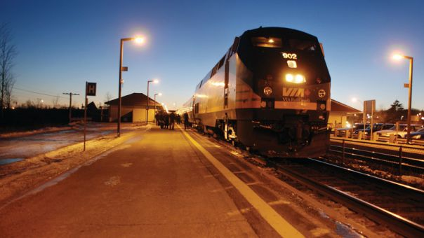 VIA Rail announced the change to three Kingston routes on Dec. 23. The changes come into effect on Tuesday.