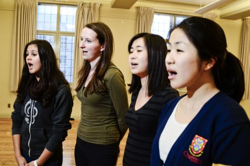 A capella group, the Caledonias, will cover Kings of Leon, Simon and Garfunkel and the Beatles at their show at Artignite.