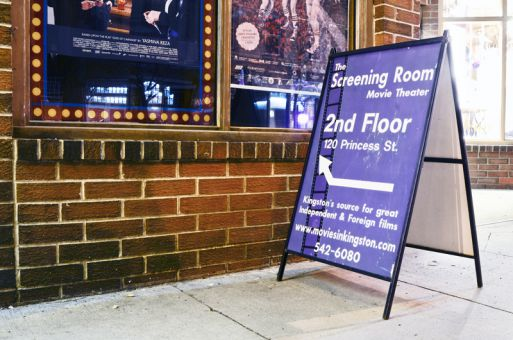 Screening Room owner Wendy Hout says she has no plans to take over the Capitol 7 Theatre.
