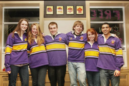 The new EngSoc executive was announced at Clark Hall Pub on Wednesday night.