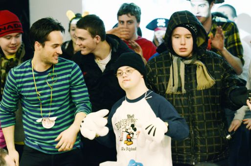 Fifty-two local youths came to the ARC for the Winter Adaptive Games on Saturday. A total of $2,300 was raised by students.