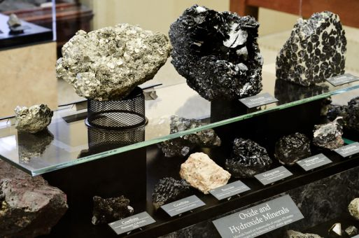 The Miller Museum of Geology opened in 1931 to attract geologists working north of Kingston.