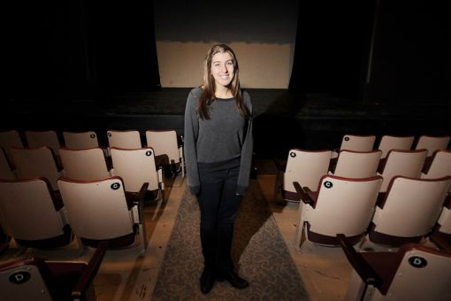 You're a Good Man, Charlie Brown director Alysha Bernstein said her dream production to direct is Stephen Sondheim's musical Company.