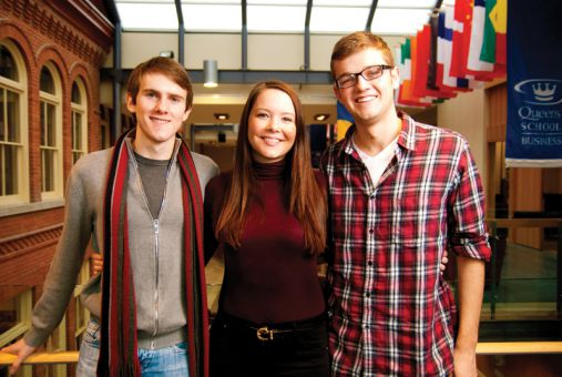 Team PFK said Commerce students continue to face increasing class sizes.