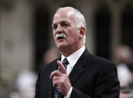 Public Safety Minister Vic Toews says Bill C-30 would give police greater abilities to fight crime in the digital age.