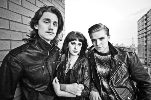 Siblings Stephen and Jacquie Neville had a band together in high school, but they had to break up when Jacquie left for university. Now with friend Liam Jaeger, they form the Balconies.