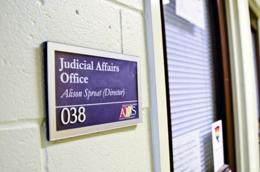 Judicial Affairs Director Alison Sproat said she's been in talks with administration since the Coroner's report was released last May.