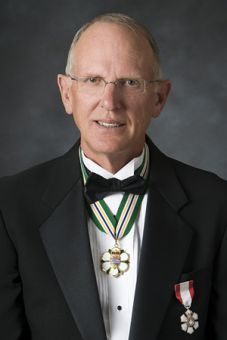 Ken Shields was made a Member of the Order of Canada in 1998.