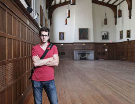 The University should have done more to protect their researchers, PhD student Sean Field alleges.