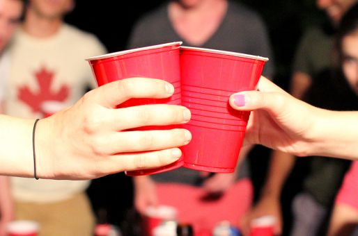 """Even if alcohol is provided for """"free"""" to guests after paying an entrance fee, the hosts could still be held liable."""