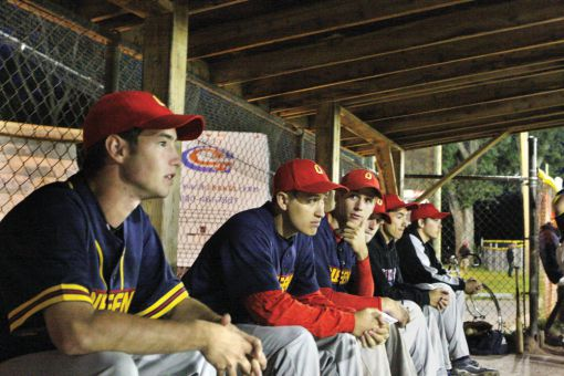 The baseball team went 1-17 overall in 2011.