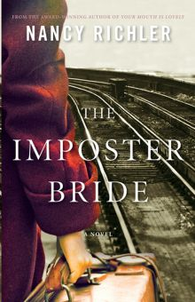 Nancy Richler's book The Imposter Bride has been nominated for the 2012 Scotiabank Giller Prize.