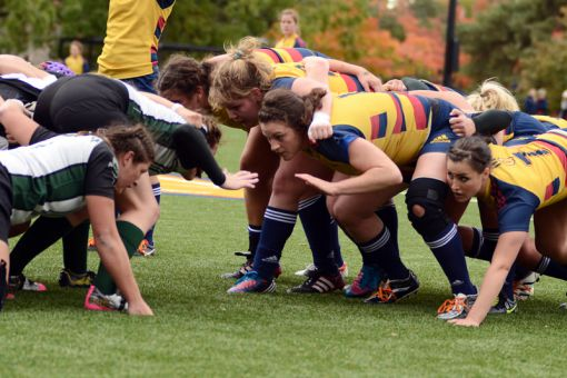 If the Gaels defeat the Waterloo Warriors next Saturday, they'll qualify for the CIS championships.